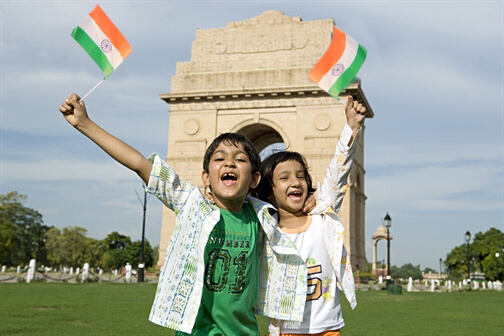 India Tri Color flag at india gate The Ultimate List: 50+ Ideas for India Republic Day Celebration