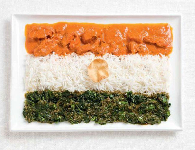 India Tri Color food decoration The Ultimate List: 50+ Ideas for India Republic Day Celebration