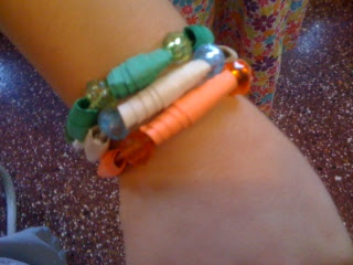 India Tri Color paper bracelet The Ultimate List: 50+ Ideas for India Republic Day Celebration