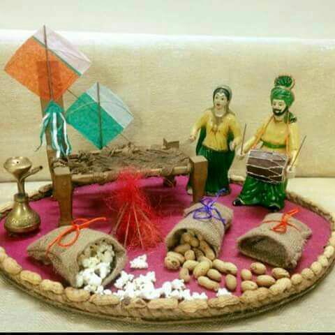 Lohri-Festivle-Beautiful Craft ideas for Lohri Festival