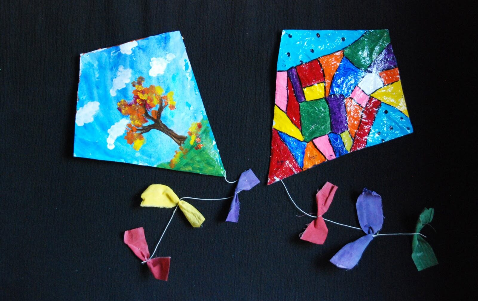 crafts-for-children-Creative Craft Ideas for Makar Sankranti / Pongal