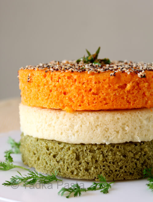 dhokla-tricolor-art The Ultimate List: 50+ Ideas for India Republic Day Celebration