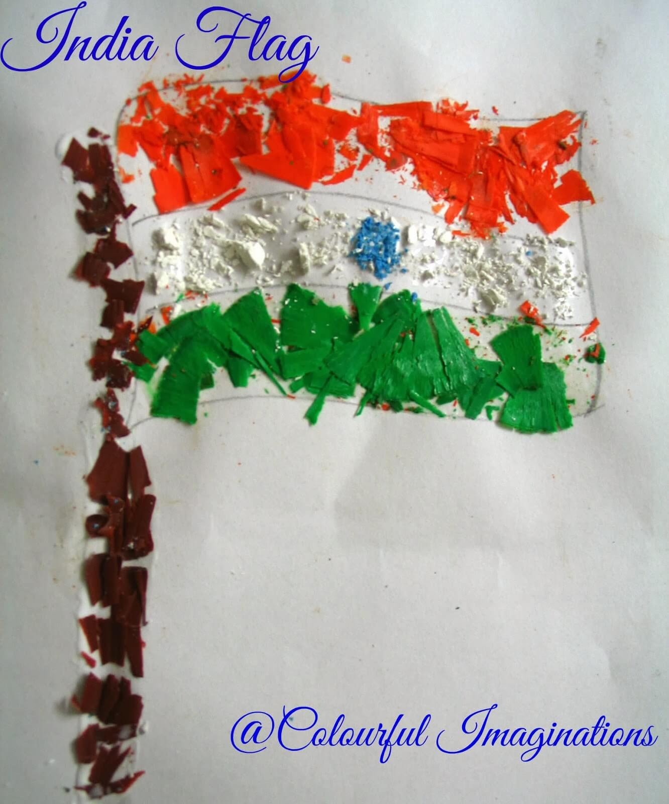 mom tri color flag The Ultimate List: 50+ Ideas for India Republic Day Celebration