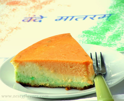 tri-color-cake The Ultimate List: 50+ Ideas for India Republic Day Celebration