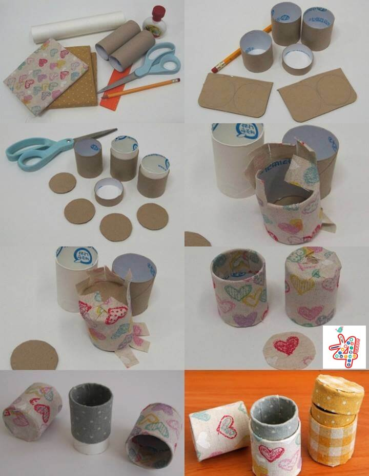 DIY-Toilet-Paper-Roll-Craft-idea DIY Toilet Paper Roll Crafts Ideas - Step by step