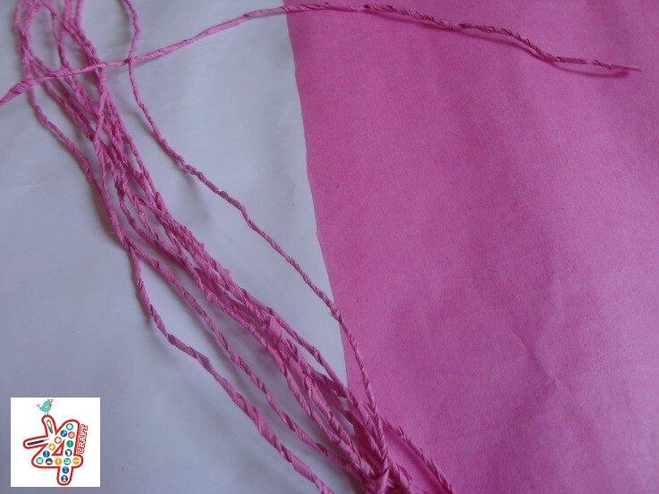Jewellery-Box- DIY Paper Crafts : Tissue paper Jewelery Box Tutorial
