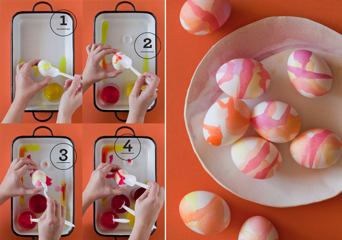 diy-craft-springtime-easter_eggs-colored-dyed-decorated-tutorial-egg DIY Cute and Creative Easter Crafts For Kids
