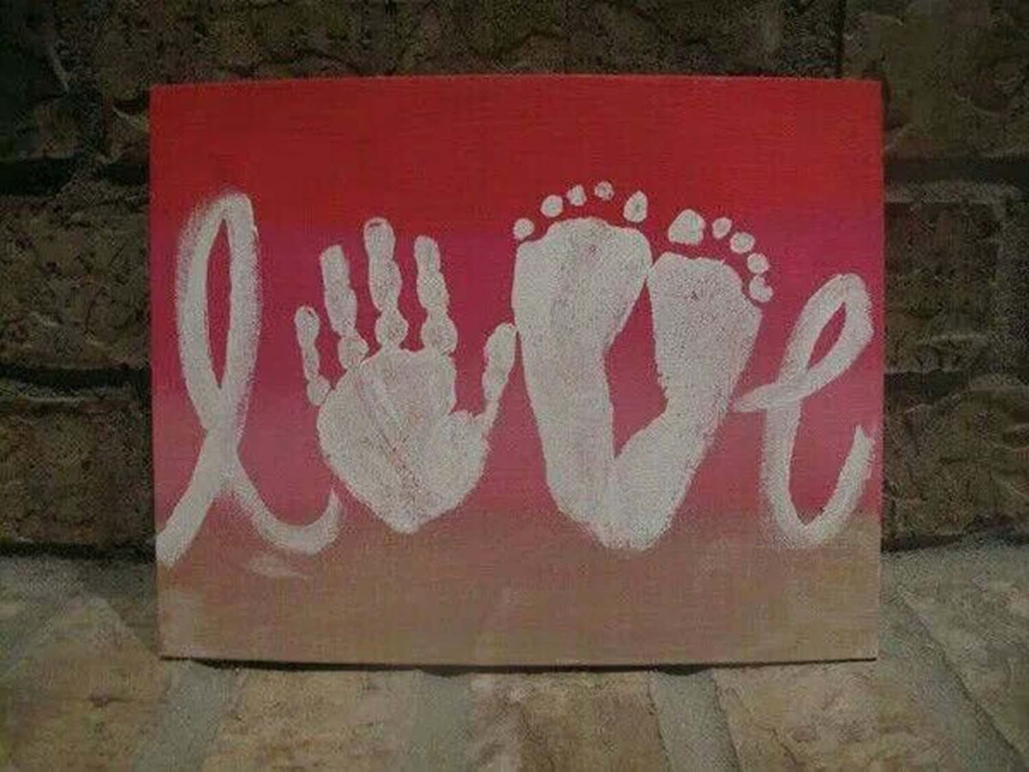 love-art-card 30+ Easy Valentine's Day Crafts for Kids