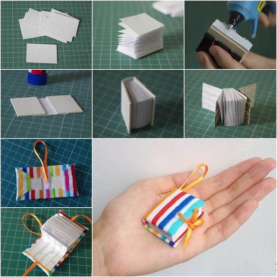 mini-origami-book Learn To Make Cute Origami Mini Notebook