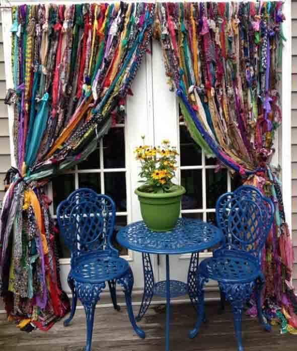 DIY-Creative-Curtains-Ideas-Creative DIY Curtains Ideas - Home Decoration