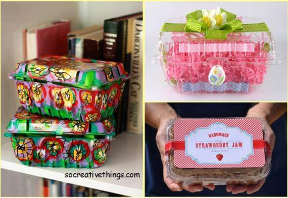 DIY-Packing-With-Recyclable-Materials Unique & Adorable Gift Wrapping Ideas