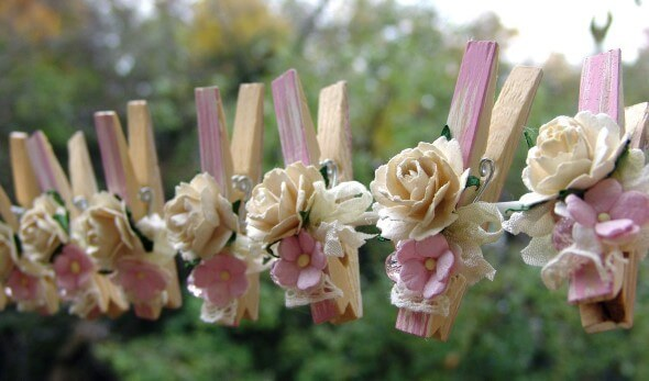 DIY-Wooden-ClothesPins-Craft-k4Craft-15+ Wooden Clothespin Crafts, Activities & Ideas