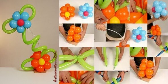 Easy-Crafts-Using-Balloons-11