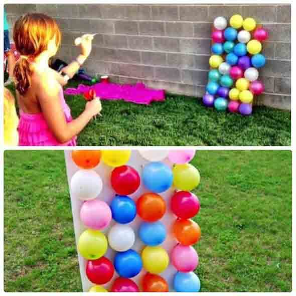 Easy-Crafts-Using-Balloons-+ Amazing Crafts Using Balloons - Fun Projects