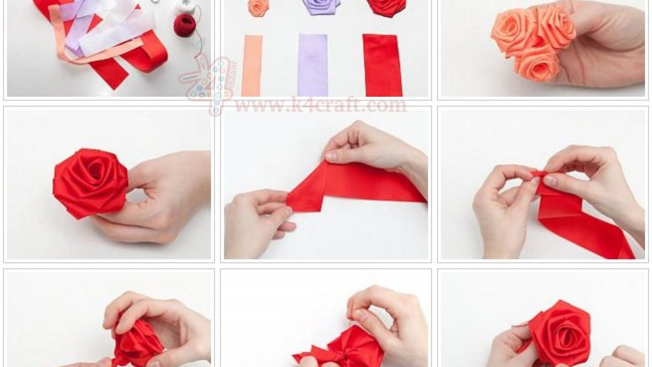 Origami Bow - How to make a Paper Bow easy step by step - YouTube | 720x1280