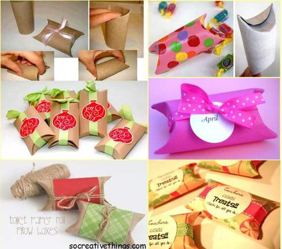 diy-creative-gift-wrapping-ideas-from-old-stuff Unique & Adorable Gift Wrapping Ideas