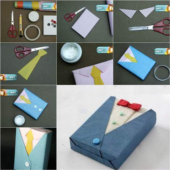 diy-creative-gift-wrapping-tutorial Unique & Adorable Gift Wrapping Ideas