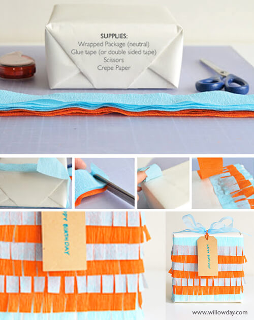 diy-gift-wrapping-ideas-for-girlfriend-her Unique & Adorable Gift Wrapping Ideas