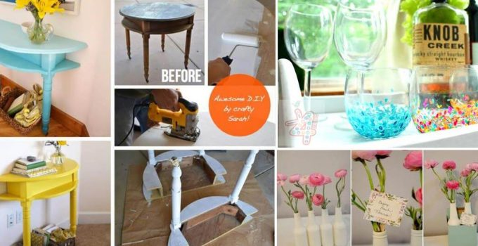 20 Cheap And Easy Home Decoration Ideas Step By Step K4 Craft