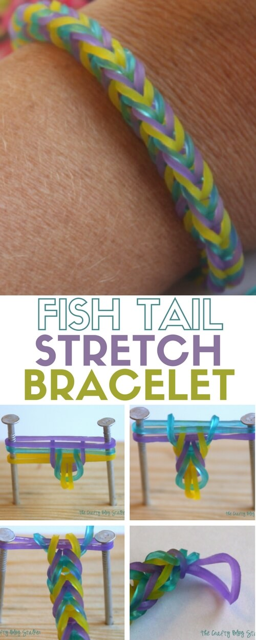 how-to-make-loom-bands-DIY Easy tutorials: How to Make Loom Bands