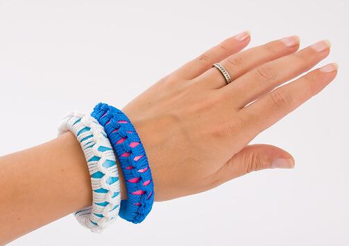 simple-macrame-bracelet-k4craft- How to make Macrame Bracelet (Tutorial)