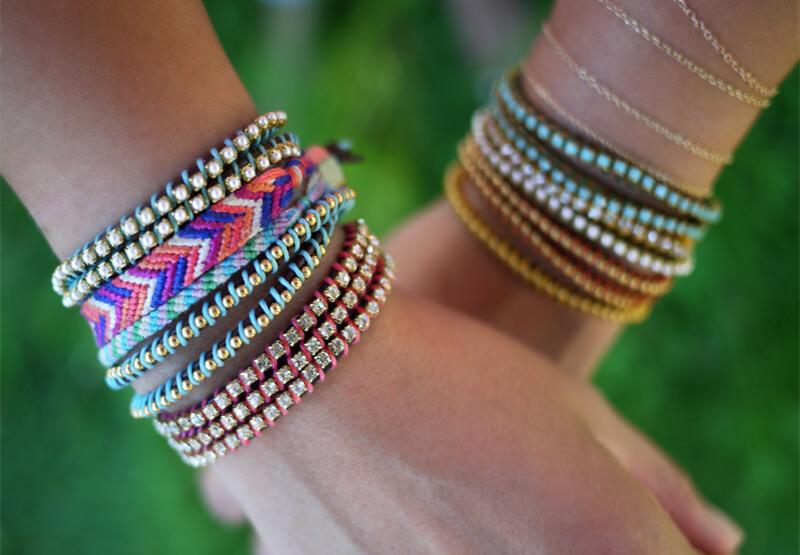 How to Make a Wrap Bracelet Tutorial
