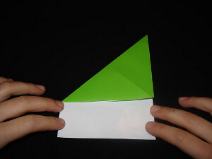Paper-Jumping-Frog-How To Make a Origami Paper Jumping Frog