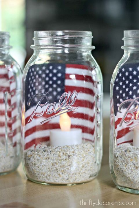 Patriotic crafts and activities for 4th of July