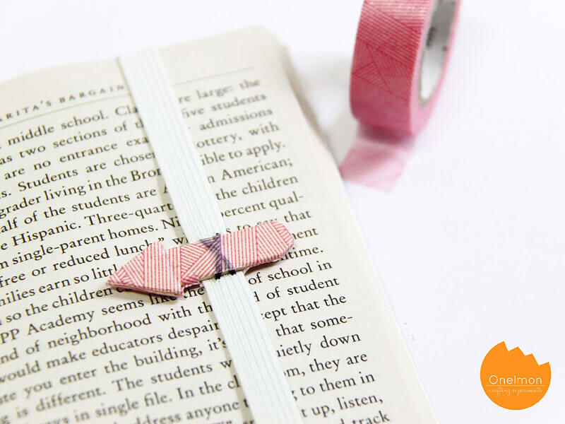 arow Bookmark From Popsicle Sticks! Cheap And Easy Last-Minute DIY Gifts Ideas
