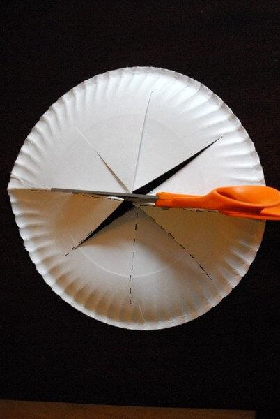 DIY Paper Plate Crown Birthdays, Crafts and Kids