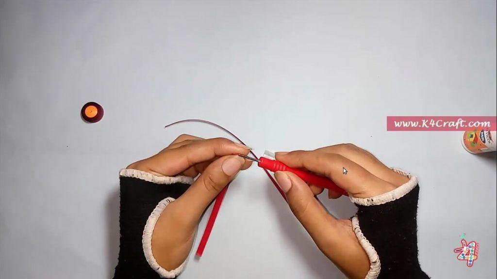"""DIY: Paper Quilling """"Pair Rakhi"""" making tuturial for Raksha Bandhan"""