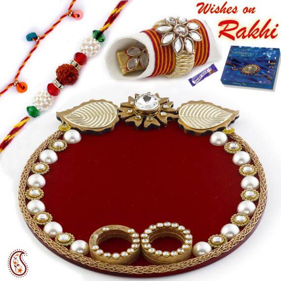 Best Ways to decorate Thali for Rakhi at Rakshabandhan