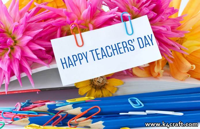 Awesome Teachers' Day Gift Ideas with Thank You Cards