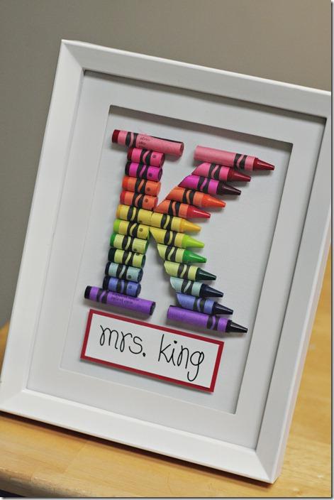 Teacher's day 'KING' card