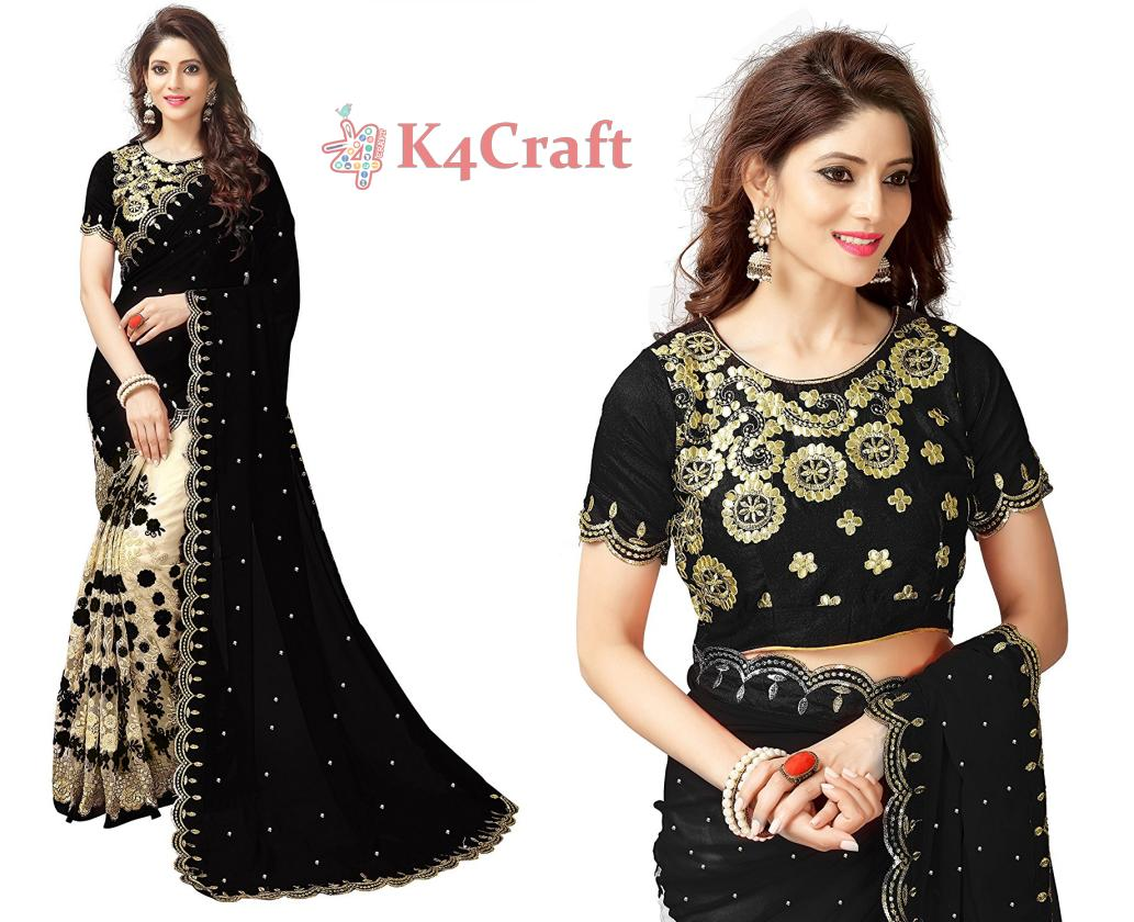 Latest Trendy Fashionable Designer Sarees with price