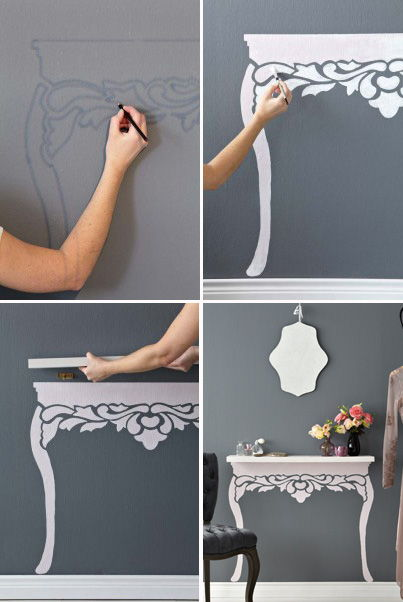 Easy to Make DIY Home Decorating Ideas