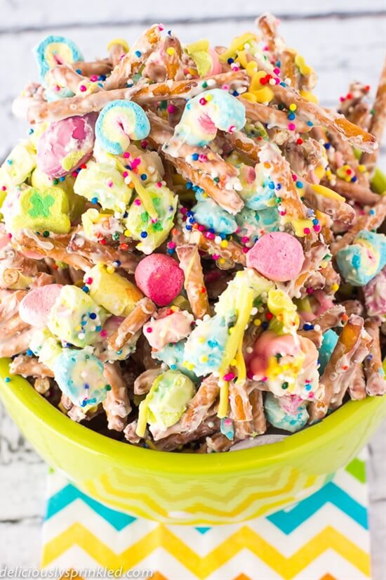 Lucky Charms Munch Cool & Delicious Birthday Party Food Ideas for Kids
