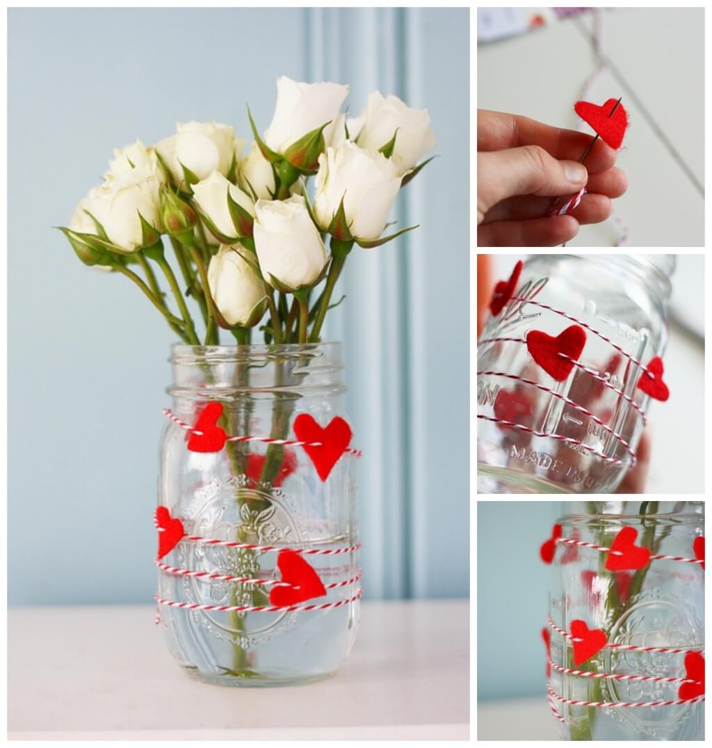 Valentine's Day Handmade Cards and Gift Ideas - Step by step
