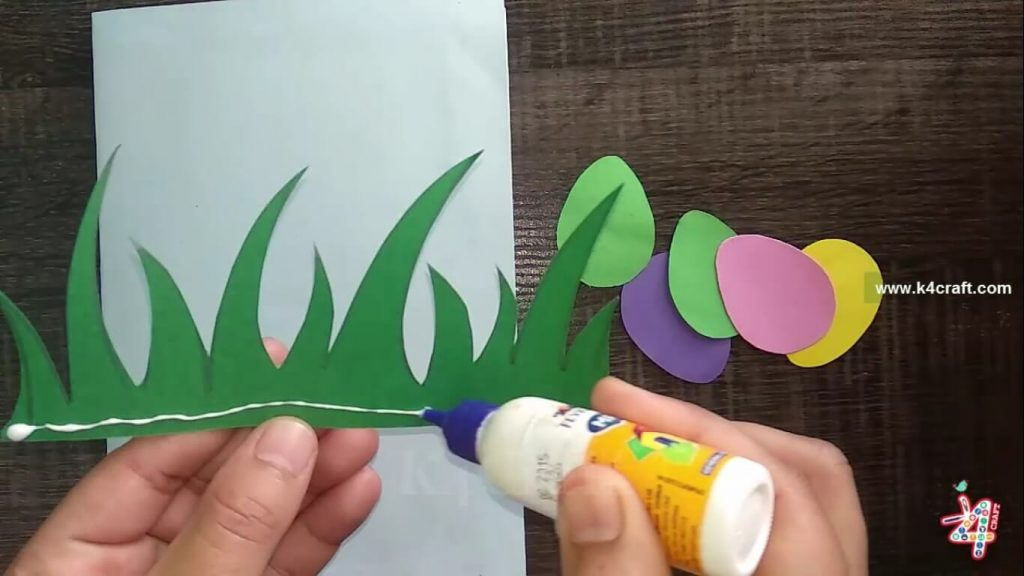 Tutorial: How to make Easter Bunny Pop up card