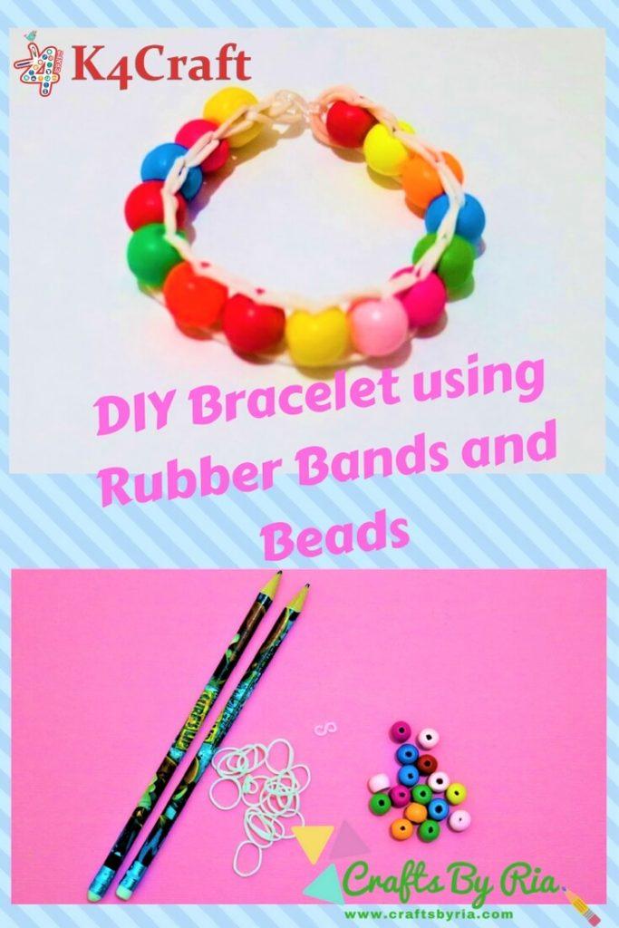 Easy DIY Bracelet : Make your own beautiful bracelet