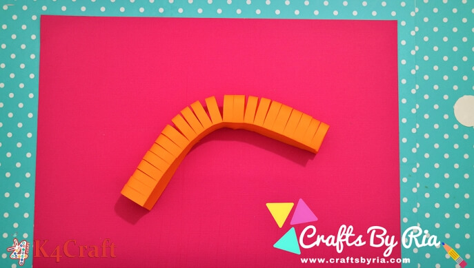 How to make a Moving Paper Caterpillar
