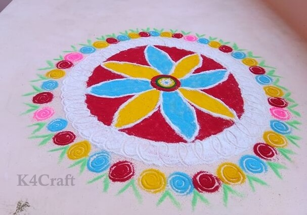 Beautiful Rangoli Designs And Patterns For 2020