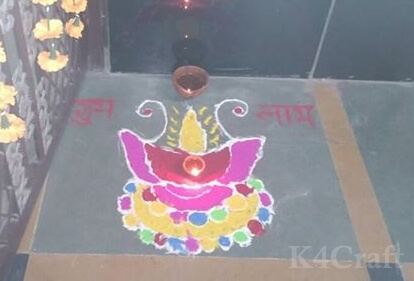 Rangoli design ideas for Diwali Beautiful Rangoli Designs And Patterns For 2020