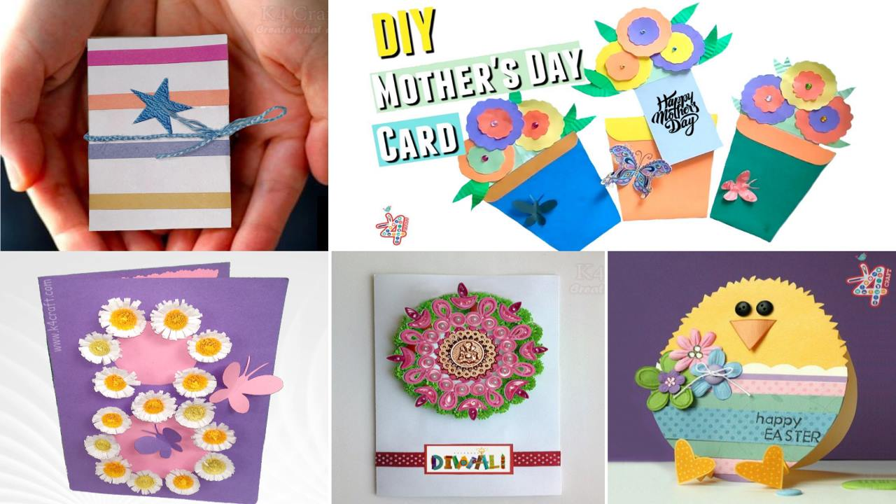 Easy DIY : How to Make Greeting Card For Special Occasion