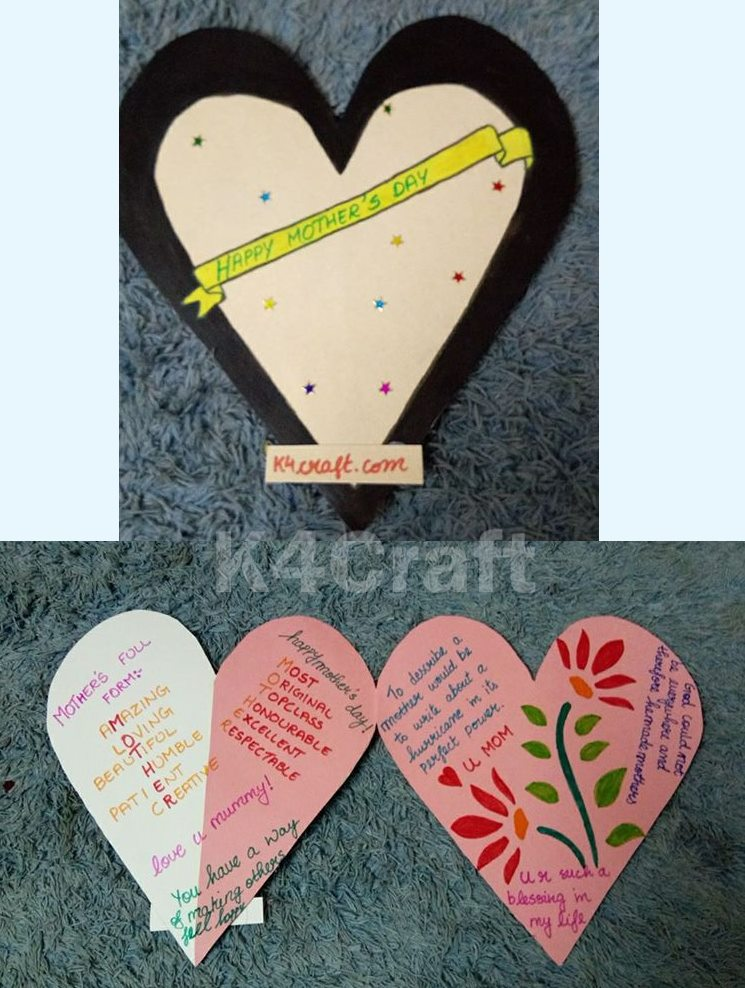 Mother's Day Crafts Ideas To Make At Home