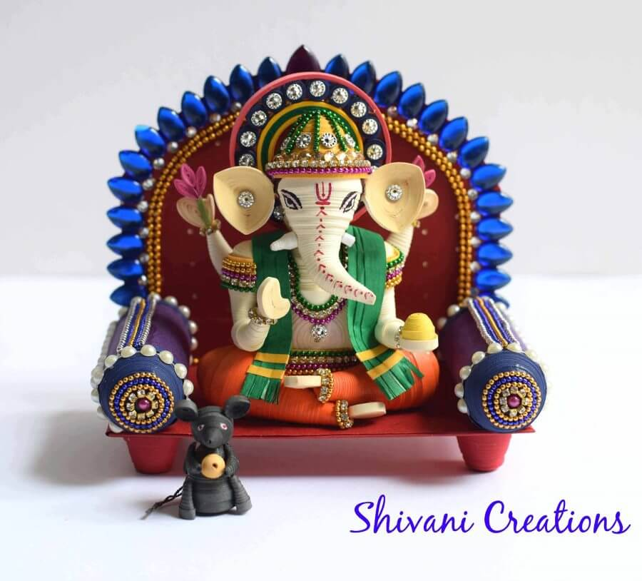Easy Craft Ideas To Celebrate Ganesh Chaturthi with Kids