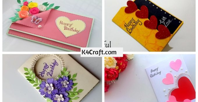 Beautiful Birthday cards Birthday Party Craft Ideas