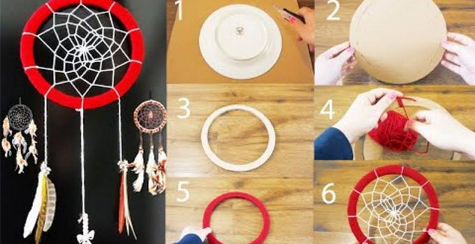 New Dreamcatcher Ideas For Room Decoration