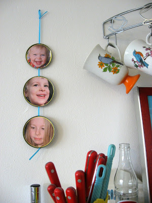 Hanging Picture Display Easy Mother's Day Gifts Ideas Kids Can Make