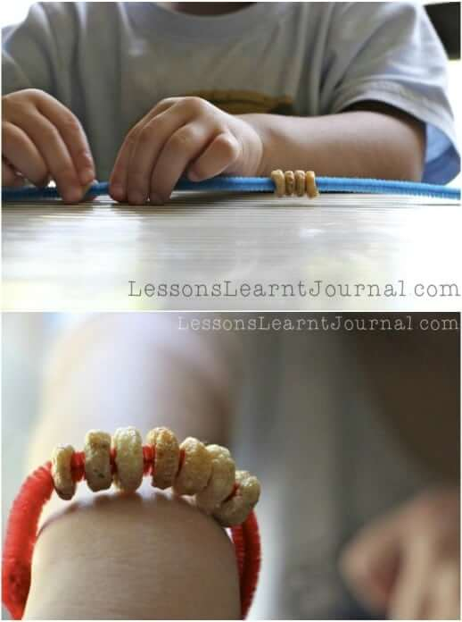 DIY Bracelet Easy Mother's Day Gifts Ideas Kids Can Make